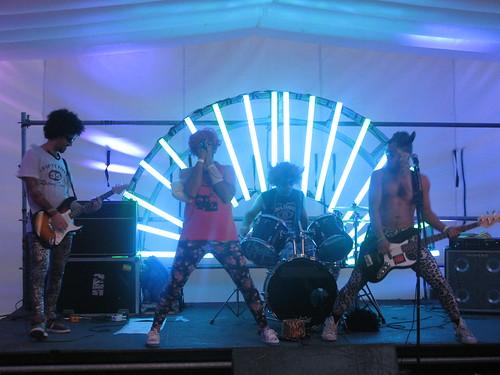 Hot Festival - 1er Dia