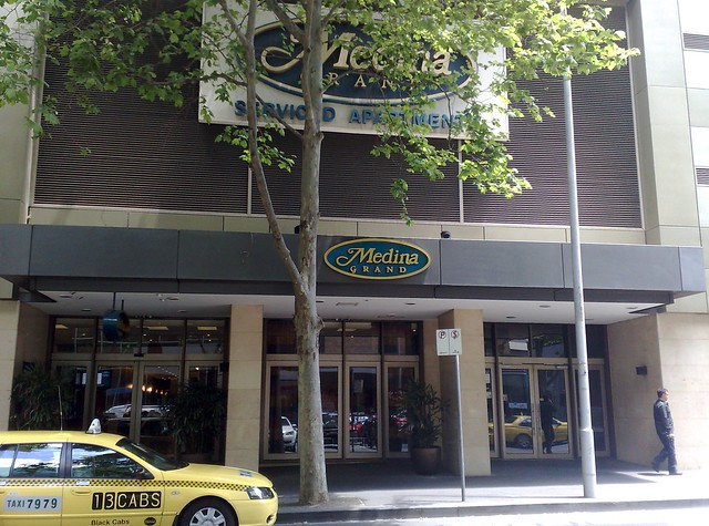 Medina Serviced apartments, 189 Queen Street, Melbourne