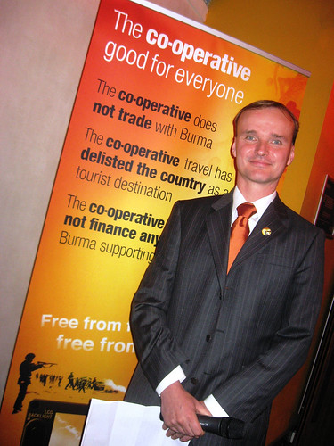 Russell Gill, head of membership at The Co-operative Group