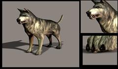 Dog_Chewing_toy_by_Diego_kawasaka (diegokawasaka) Tags: horse dog macro giant paw wolf tiger lion diego human tiny micro gore stomp crunch anthro vore kawasaka