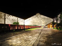 Old Train Station (Gall Freitas ) Tags: old station train gall freitas mygearandmepremium dblringexcellence gallfreitas