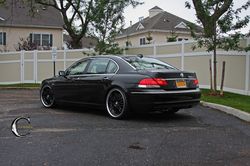 Thread Cordon 750LI Nicely Done BMW Wheels