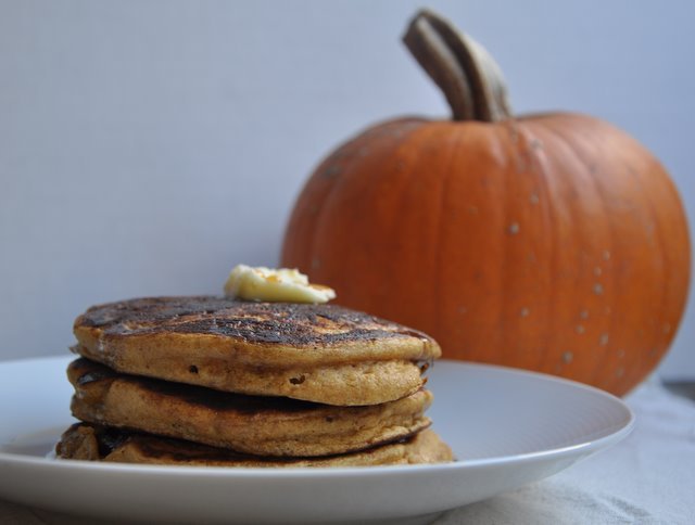 5202875207 395a4d70b7 z Pumpkin Pancakes, Poetry, Things to be Thankful For