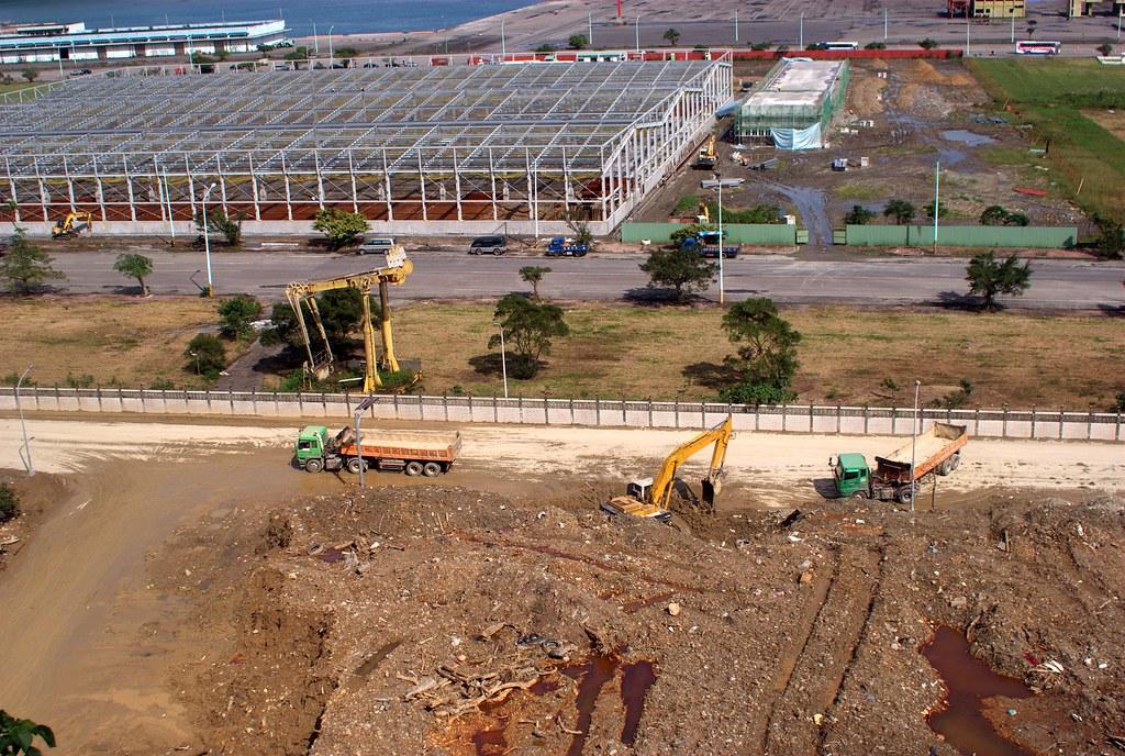 K10D 重建下的蘇澳小鎮