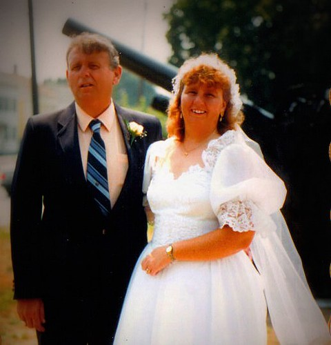 Wedding Day 1991