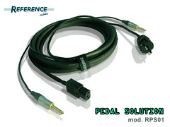 Pedal Solution RPS-01 Reference cables
