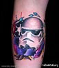 Star Wars Stormtrooper Tattoo Tattoo by Eric