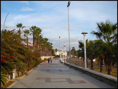 Paseo Marítimo Caleta de Vélez