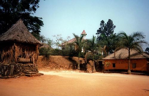 Kamerun – Po stopách Geralda Durrella5. díl – Bafut Geralda Durrella