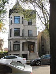 """Home of Evelyn Smith of """"The Torso Murderesses"""" Dunkel-Lang Murder (Chicago Crime Scenes) Tags: chicago evelyn smith crime murder torso blanche scenes lang dunkel ervin murderesses"""