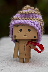 Danbo visits the UK