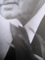 Pietro Citati, Leopardi, Mondadori 2010; art dir.:Giacomo Callo, graph. designer:Cristina Brazzoni; alla q. di cop.: ritratto fotogr. dell'autore, ©Manuela Fabbri; q. di cop. (part.), 3