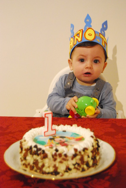 ¡Feliz Cumpleaños Teo!