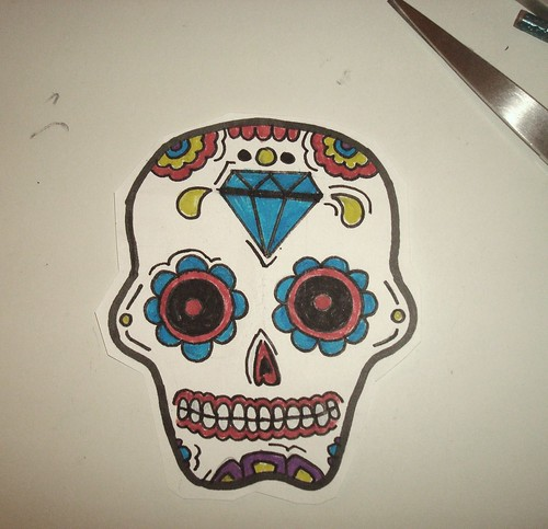 corey taylor · sugar skull, tattoo to be!