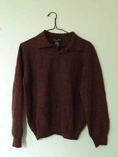 Merino Wool Men's Sweater