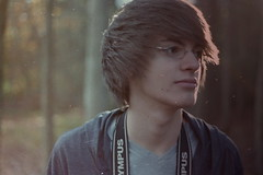 Nathan (amandaarns) Tags: film teenager postprocessing film111610