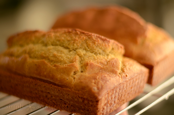 Almond Quick Bread