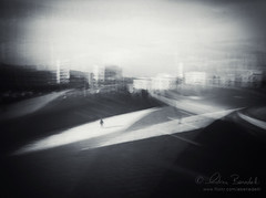in light of the unseen () Tags: man andy landscape long exposure hand slow desert andrea andrew uomo slowshutter shutter held solitary app paesaggio deserto lunga esposizione iphone benedetti