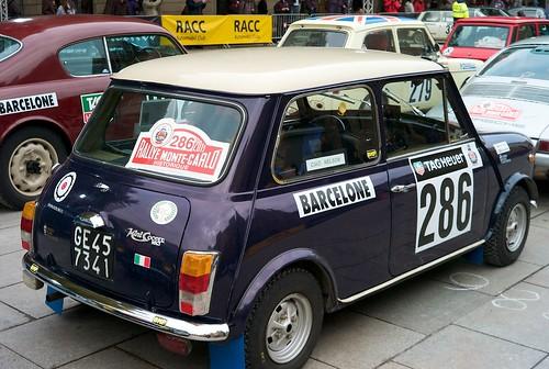 L9771202 - Rally Montecarlo Historique 2011. Innocenti Mini Cooper (1971)
