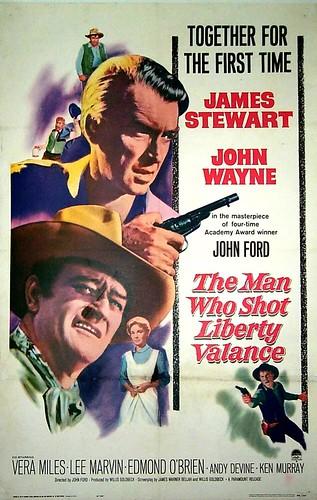 El hombre que mató a Liberty Vallance