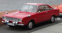 Taunus Coupé (Schwanzus_Longus) Tags: schuppen 1 eins bremen german germany car vehicle old classic vintage coupe coupé ford taunus 12m