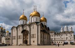 Kremlin Cathédrale de l'annonciation (Be So) Tags: russie moscou kremlin cathédrale monument architecture voyage extérieur exterieur