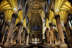 Saint Patrick's Cathedral (jpnuwat) Tags: nyc newyork architecture cathedral interior landmark saintpatrickscathedral rc1010