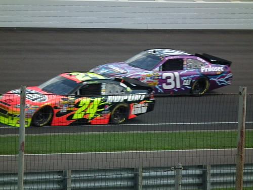 Allstate 400 Jeff Gordon