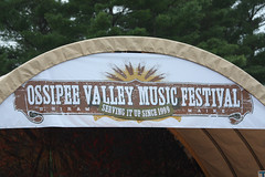 Ossipee Tent Cover