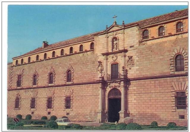 Hospital Tavera en los años 80