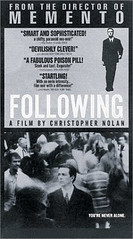 Following - movie poster