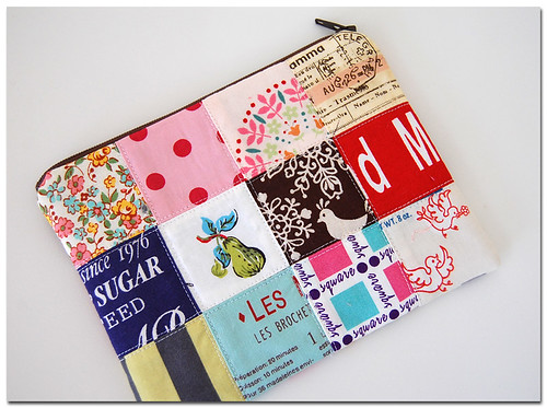 Custom Zipper Pouch