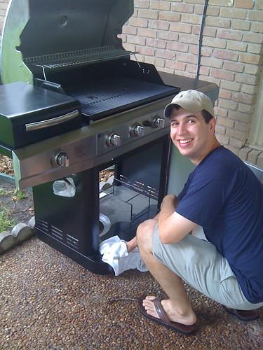 grillin
