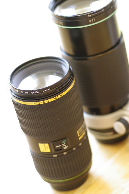 Tamron SP 80-200mm f/2.8 adaptall-2 30A