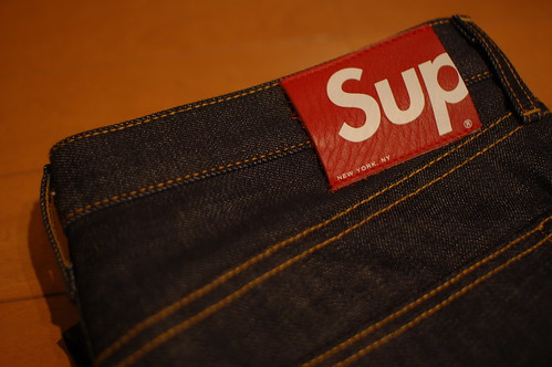 Supreme / Rigid Denim