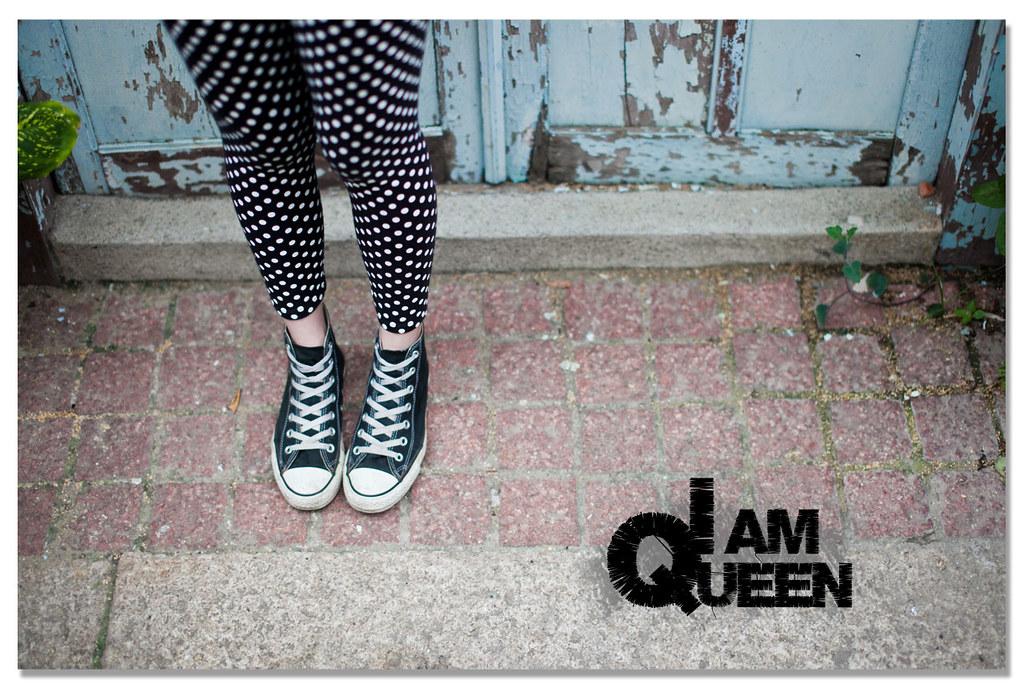 Queen & Girl