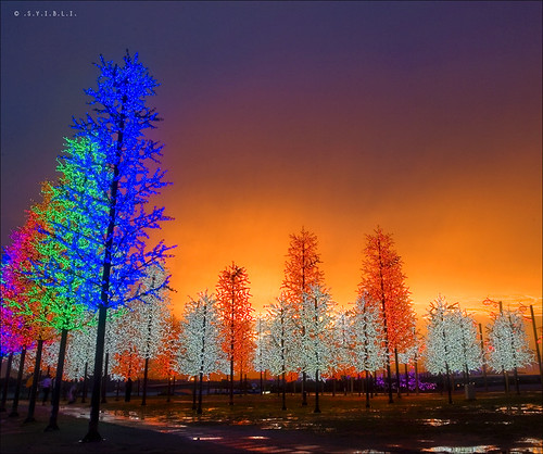 I-City || Fiery Sky