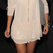 Frankie Sandford of The Saturdays at Mahiki club London