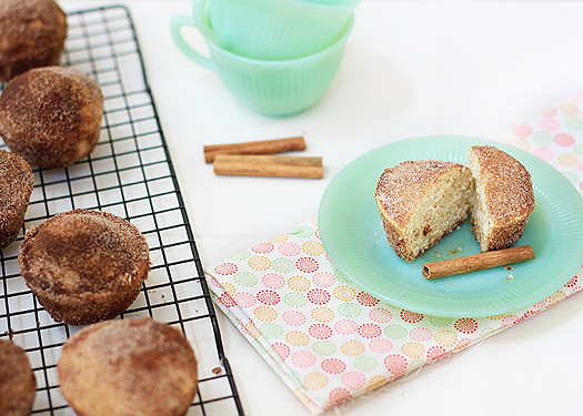 muffinsthattastelikedonuts