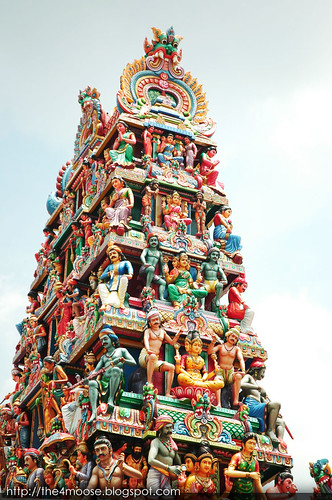 Singapore - Sri Mariamman Temple