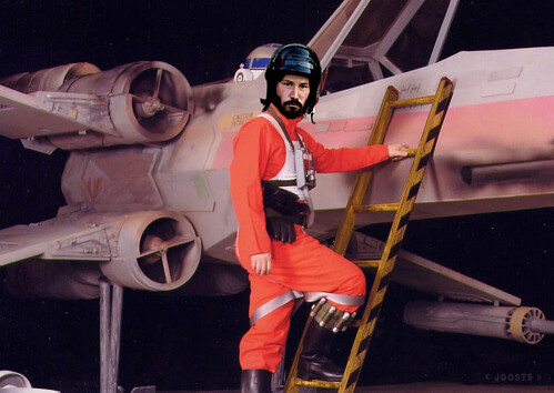 Sad Keanu Reaves Meme - Star Wars X-Wing