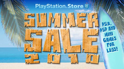 PlayStation Store: Summer Sale 2010