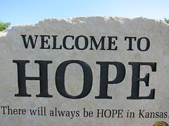 Hope, Kansas