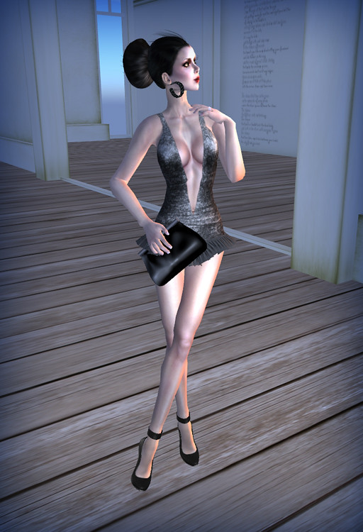 25 Linden Dress & 20 Linden Clutch