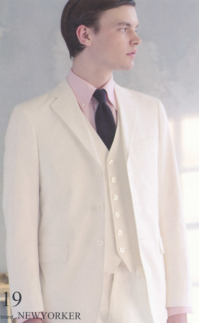 Jason Wilder0131(Isetan Spring2009 Catalog)