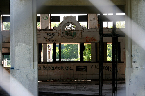 Joplin Union Depot Interior