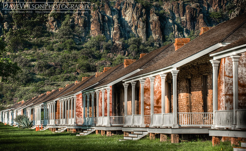 Fort Davis National Historic Site (HDR)
