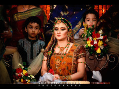Bangladeshi Wedding (Shabbir Ferdous) Tags: portrait woman color colour girl female bride photographer shot dhaka bangladesh bangladeshi gayeholud canonef135mmf20lusm bangladeshiweddingphotographer shabbirferdous canoneos1dmarkiv bangladeshweddding wwwshabbirferdouscom shabbirferdouscom