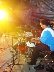 Joseph Maddox at Creek Fest