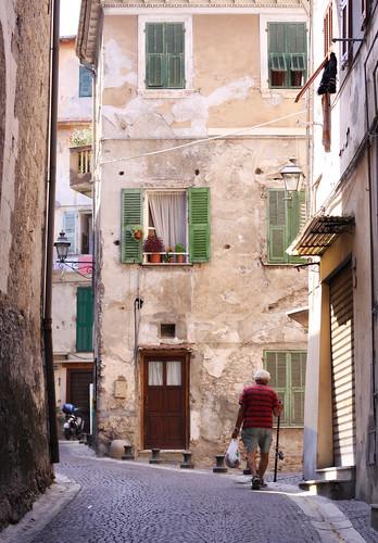 Old Town in Ventimiglia -13